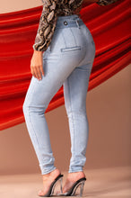 In The Groove Denim Pant - Light Wash