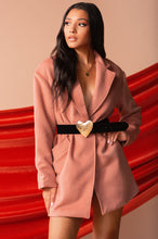 Tender Fantasy Coat - Blush