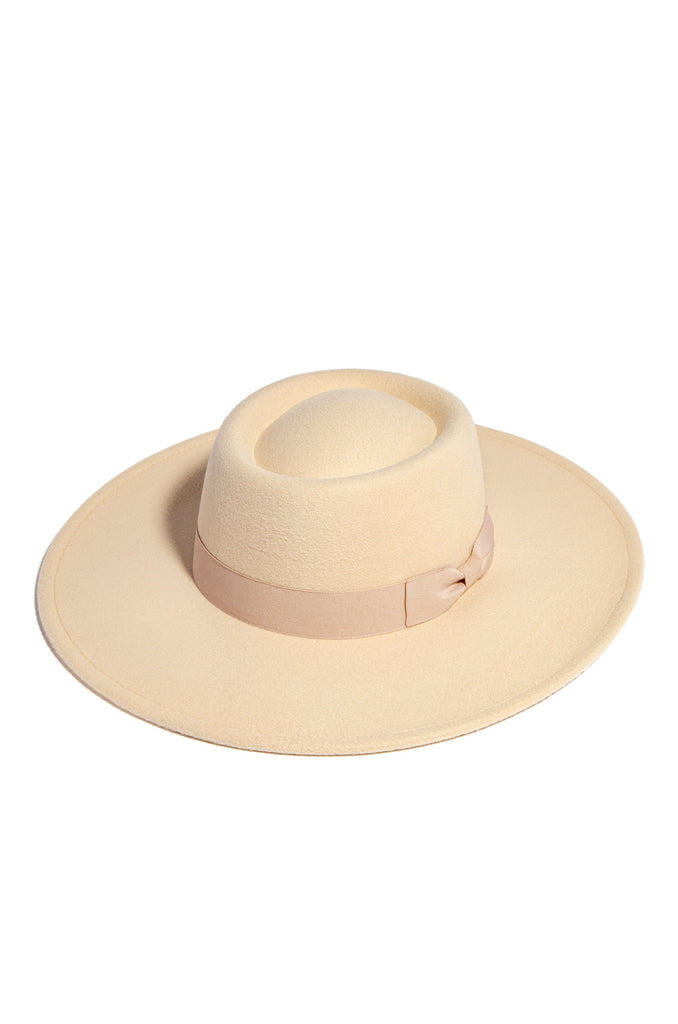 Sarai Hat - Cream