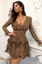 Le Purr Dress - Leopard