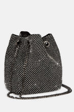 A-Lister Mini Bucket Bag - Black