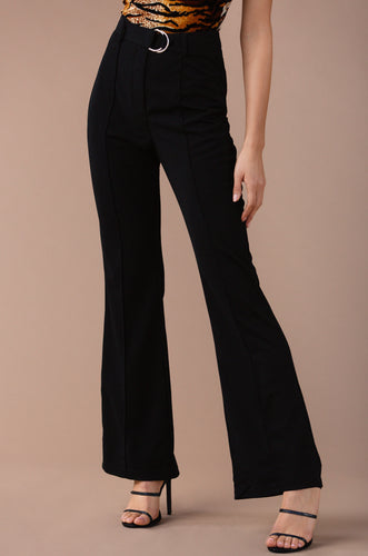 Let's Talk Business Pant - Black
