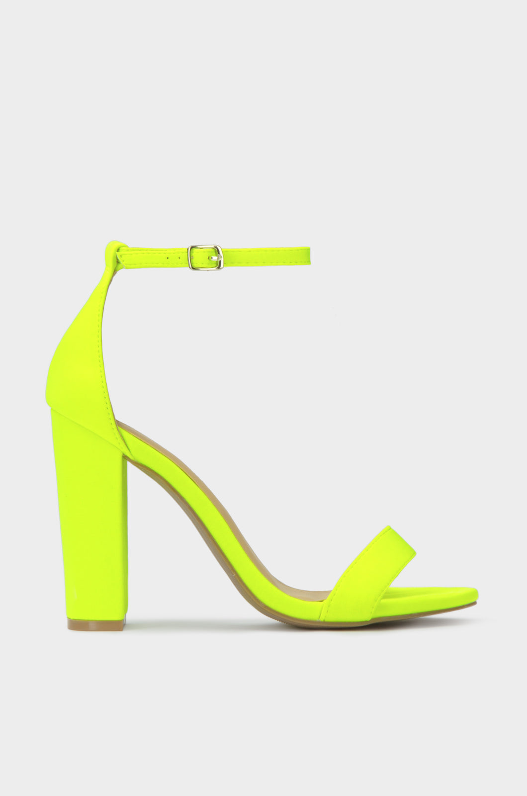 Simple Pleasures - Neon Yellow