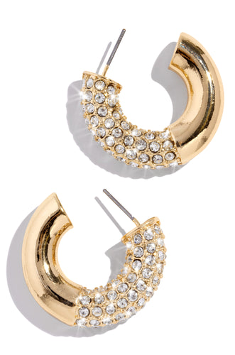 Carolina Earring - Gold