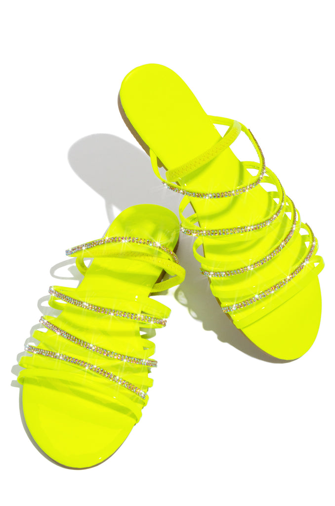 Outshine Them - Neon Yellow