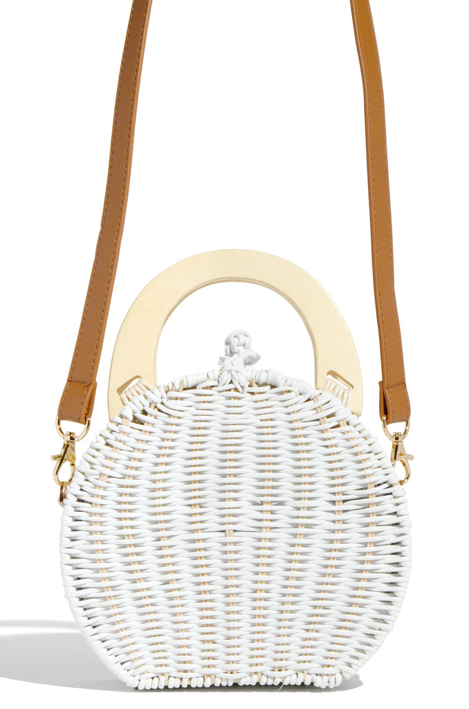 Sun and Sand Bag - White