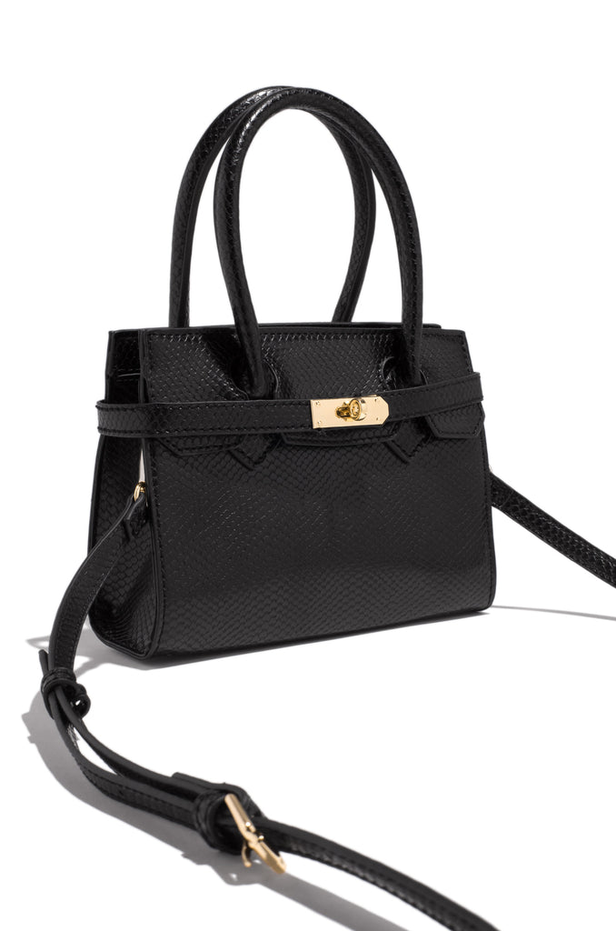 Be Luxe Bag - Black