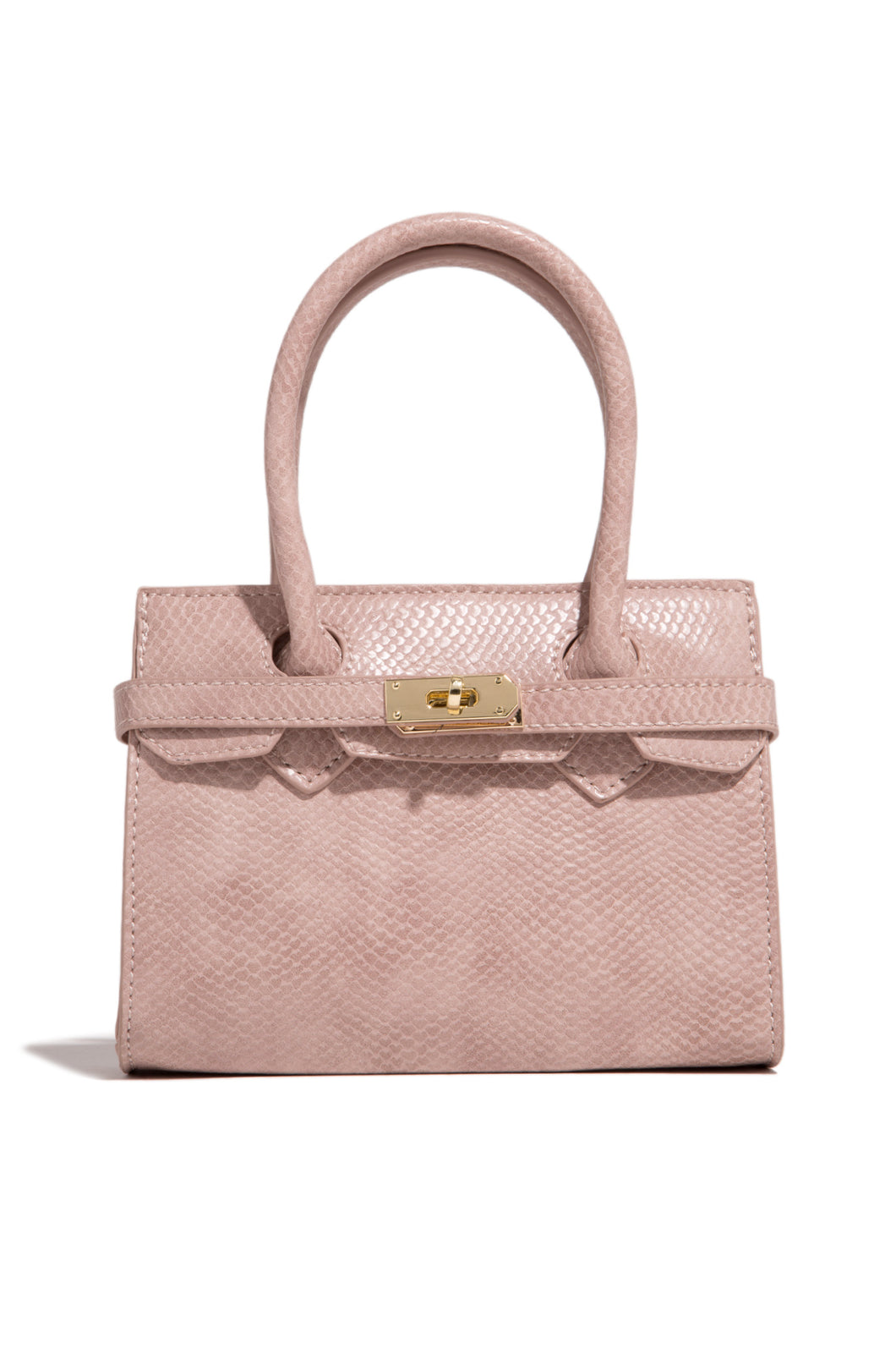 Be Luxe Bag - Rose