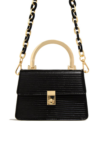 Brunch Date Bag - Black