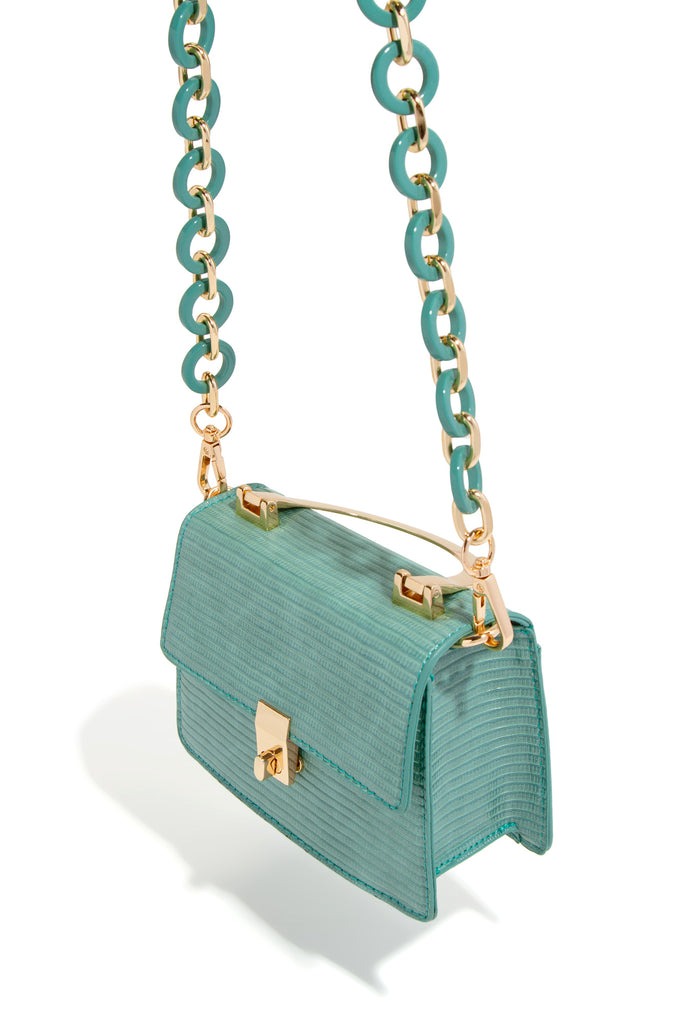 Brunch Date Bag - Sage