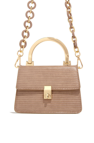 Brunch Date Bag - Tan