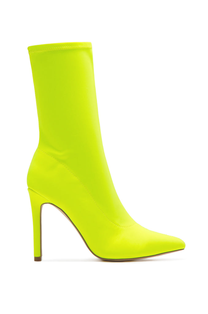Toxic Touch - Neon Yellow Lycra