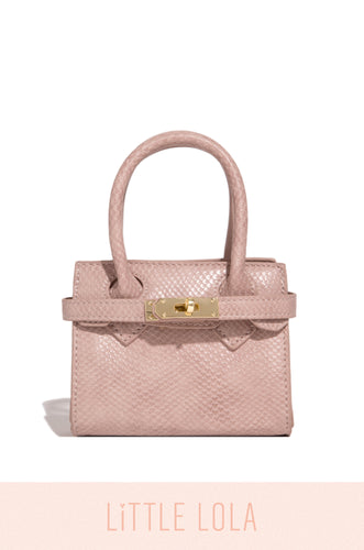 Mini Be Luxe Bag - Rose