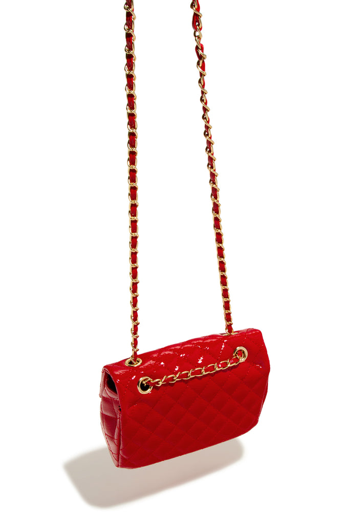 Khloe Bag - Red