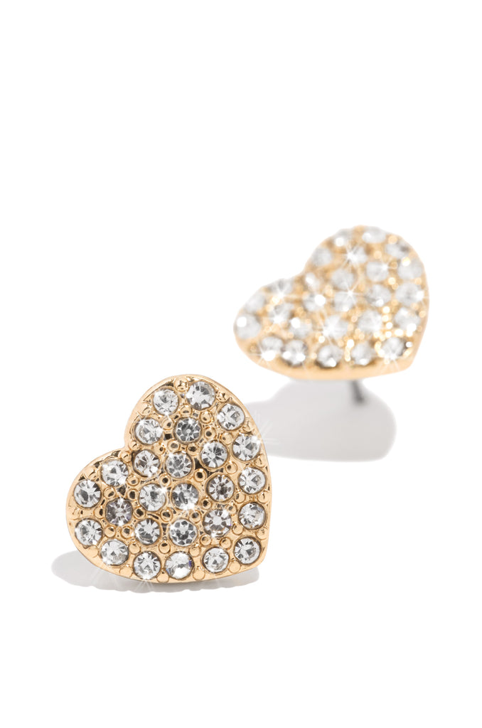 Pure Love Earring - Gold