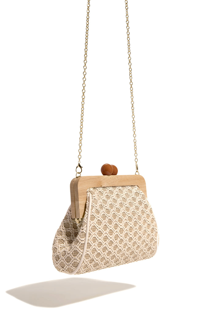 Dream Oasis Bag - Nude