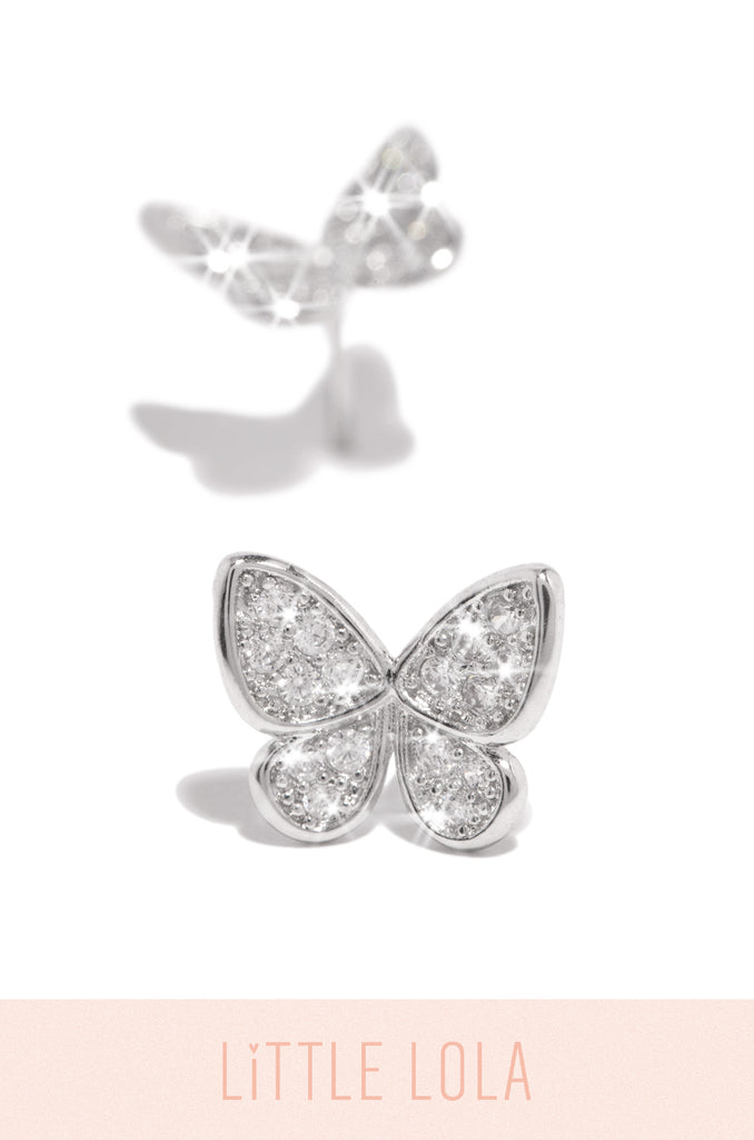 My Special Charm Earring - Silver