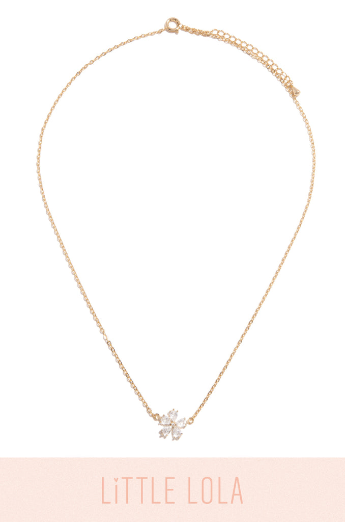 Gift Of Life Necklace - Gold