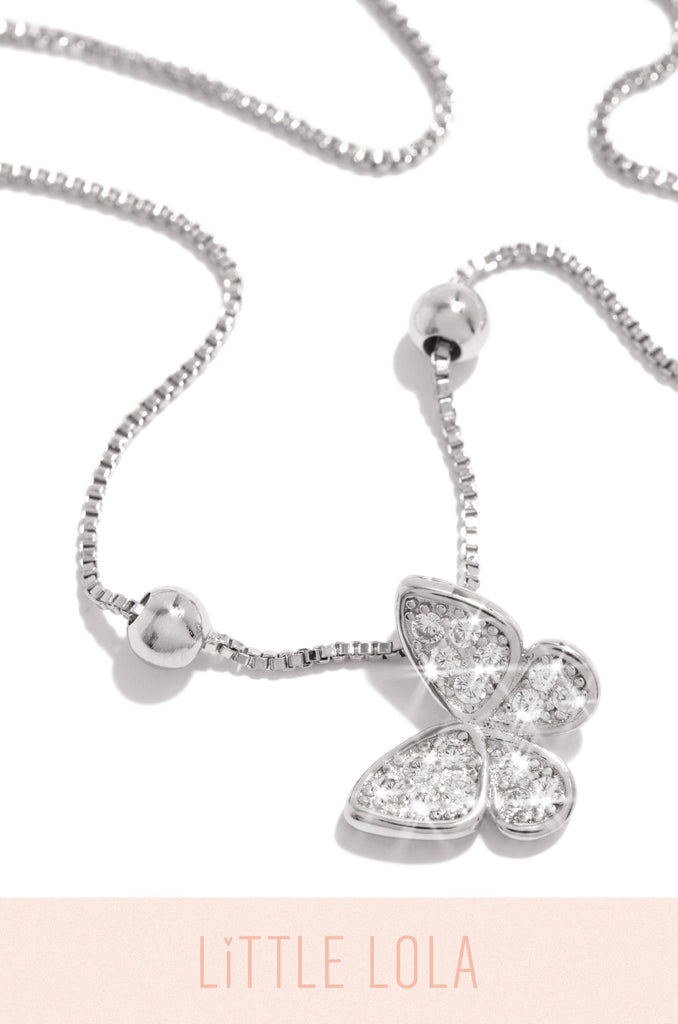 My Special Charm Necklace - Silver