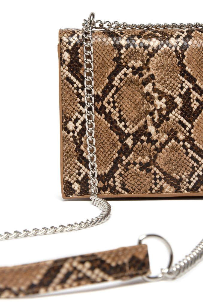 Fashion Icon Bag - Snake