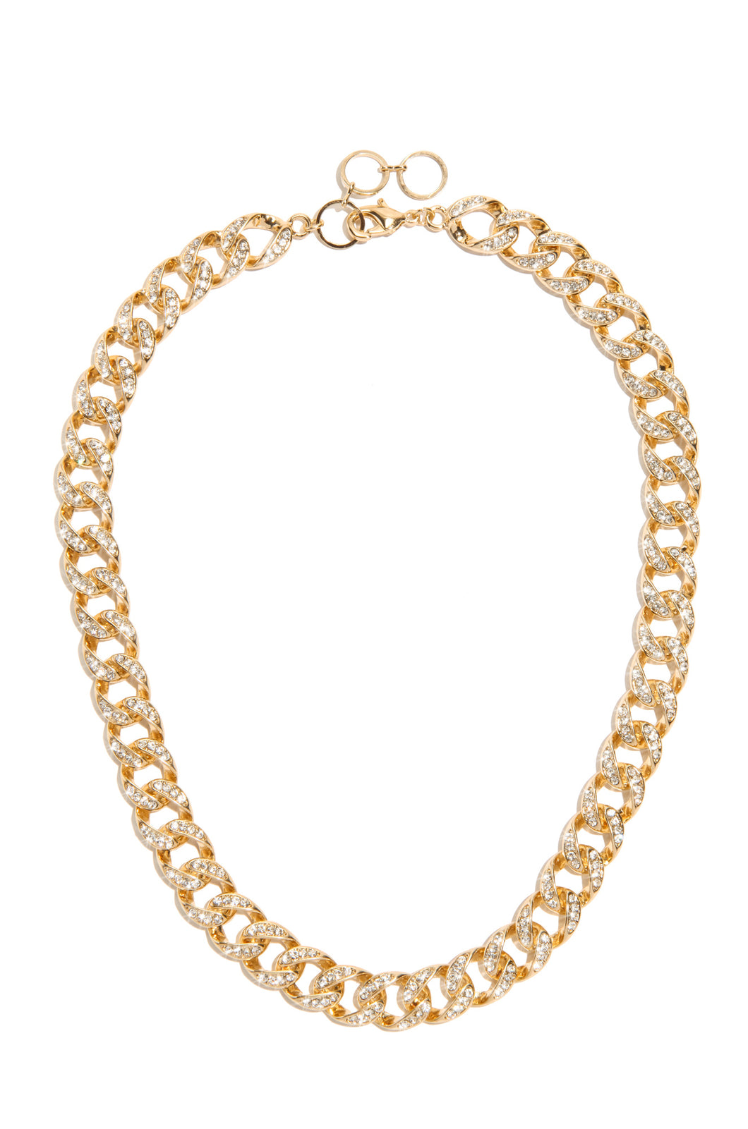 Lavish Necklace - Gold