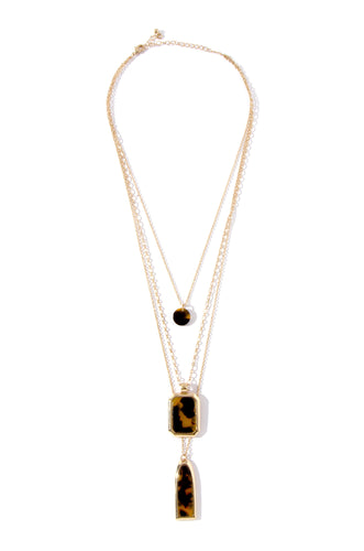 Trinity Necklace - Gold