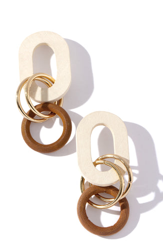 Ivy Earring - Gold