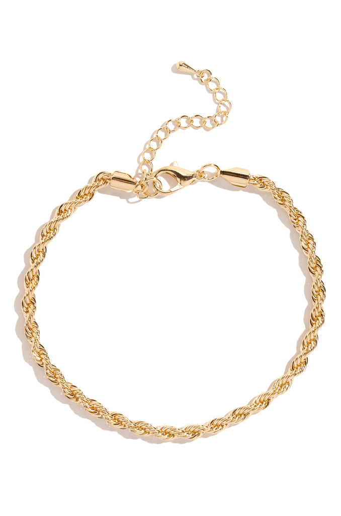 She's Golden Anklet - Gold