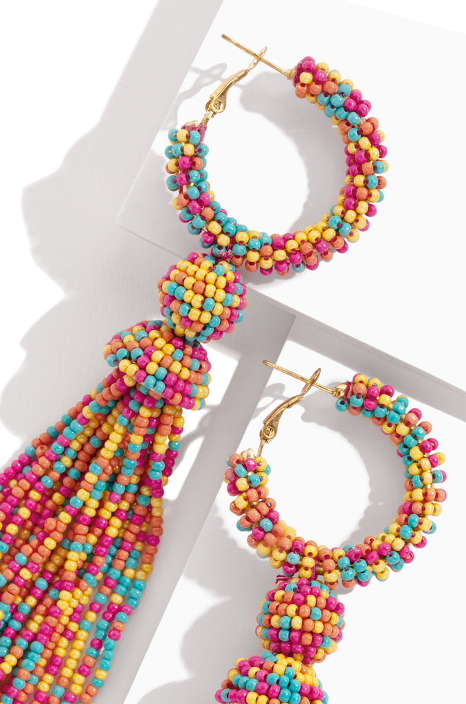Sol Kissed Earring - Multi