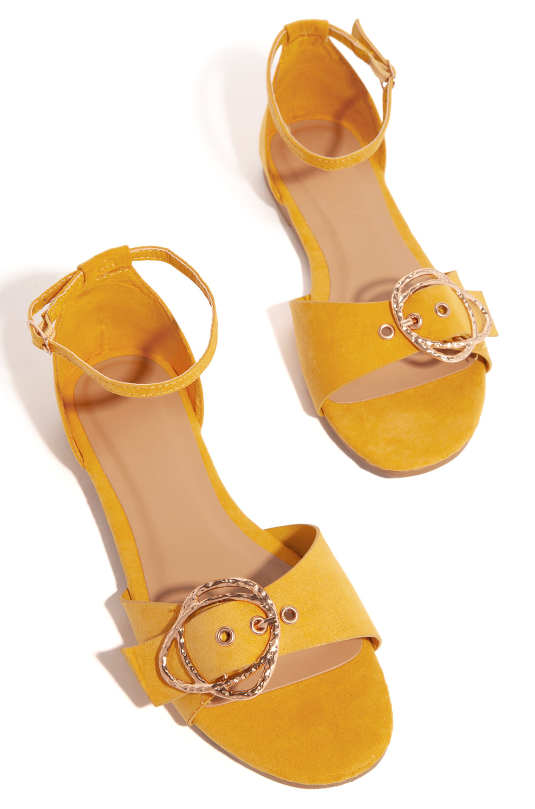 Greek Goddess - Yellow