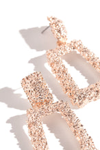 Barbie Tingz Earring - Rose Gold