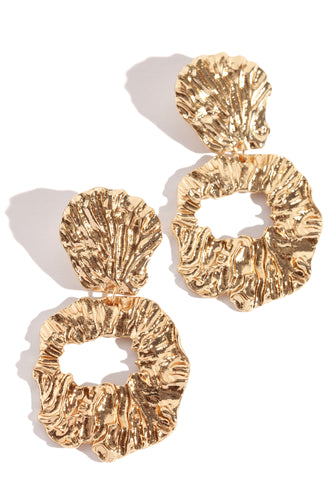 Maia Earring - Gold