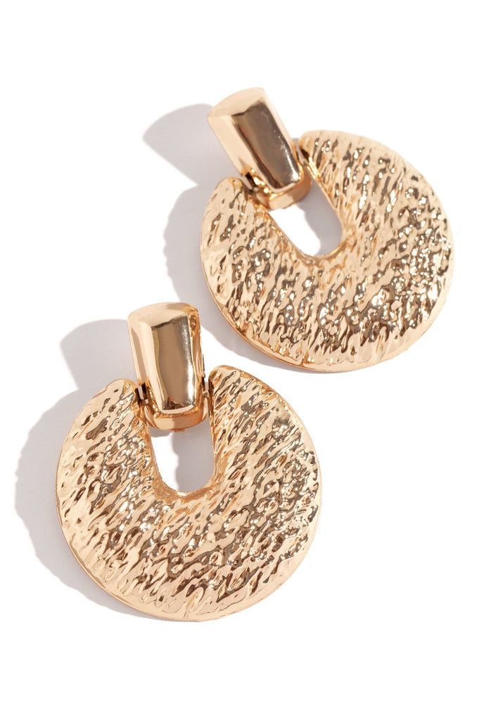 Julia Earring - Gold
