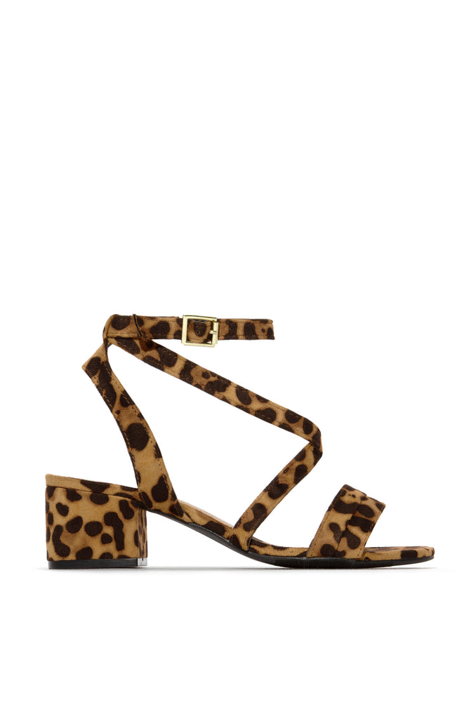 Mia Mid Heel - Leopard                            Regular price     $28.99         Sold out 1