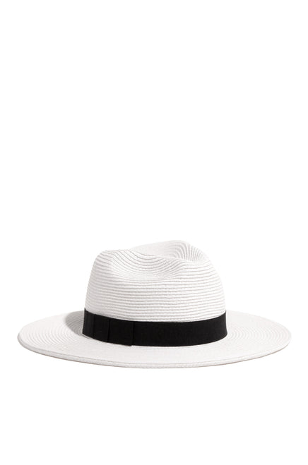 Sea You Soon Hat - White