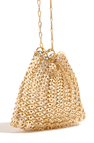 The Chicest Bag - Gold