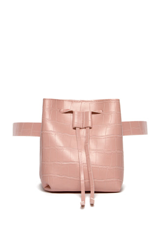 Urban Chic Belt Bag - Blush