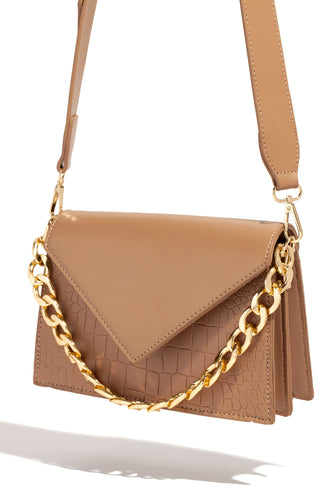 Easy Chic Bag - Tan