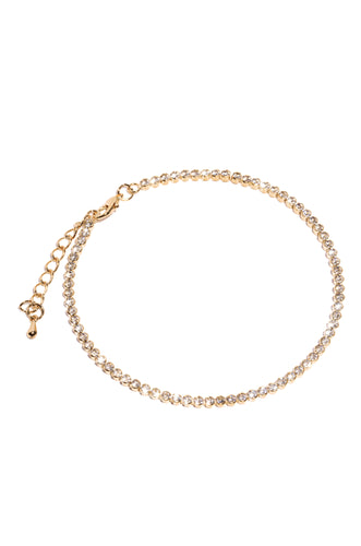 Beverly Anklet - Gold