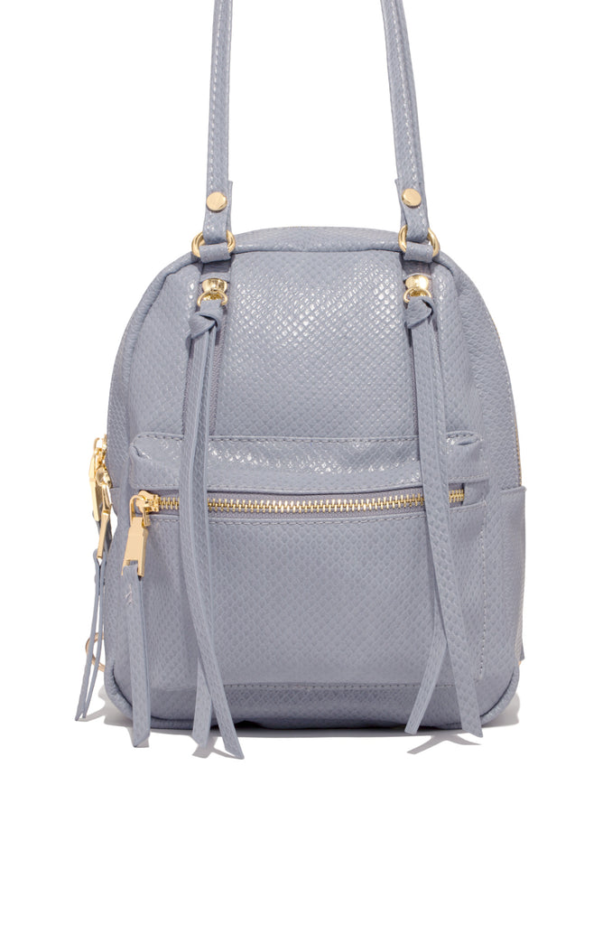 Paola Backpack - Light Blue