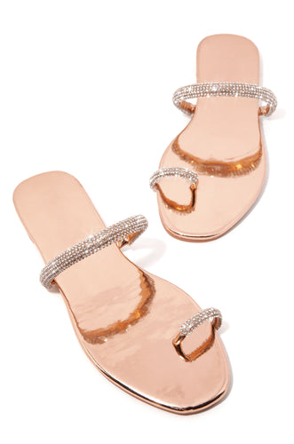 Glitz N Glam - Rose Gold