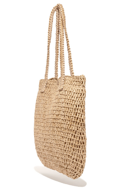 Playa Linda Bag - Natural