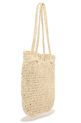 Playa Linda Bag - Ivory
