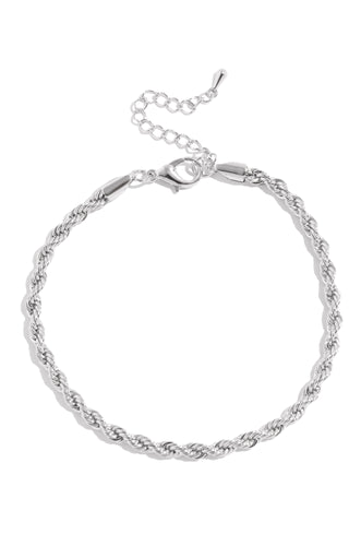 She's Golden Anklet - Silver