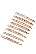 Belinda Hair Clips - Gold
