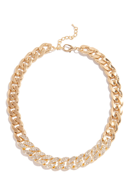 Feeling Extra Necklace - Gold
