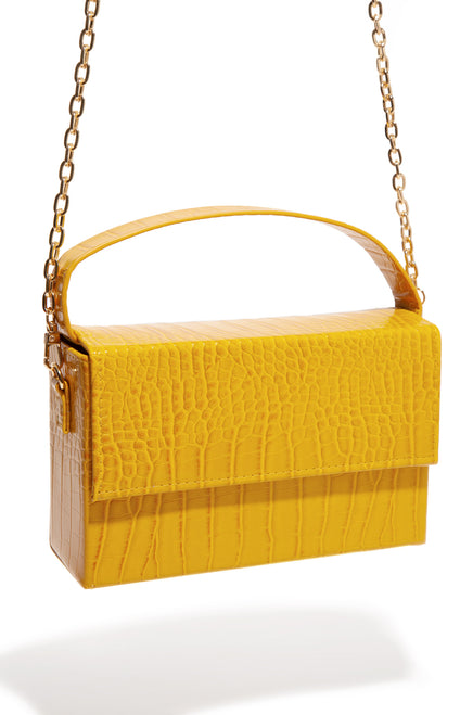 Show It Off Bag - Yellow