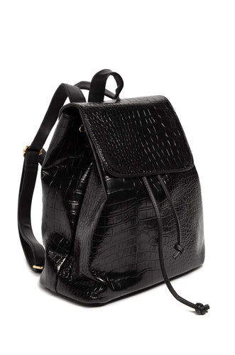 Chic Habits Backpack - Black