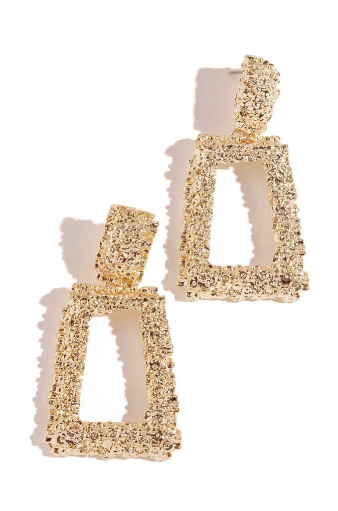 Barbie Tingz Earring - Gold