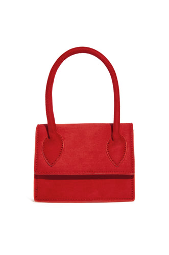 Total Diva Mini Bag - Red